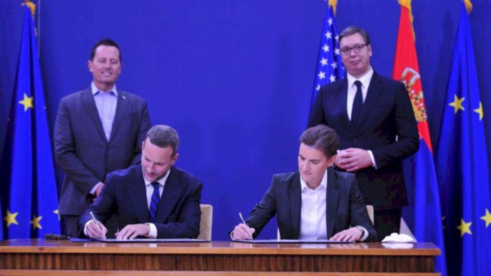Boehler: Epokë e re në marrëdhëniet midis SHBA-së dhe Serbisë