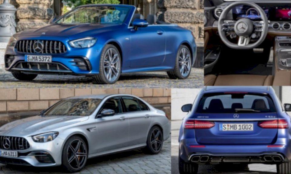 Këto janë modelet më të reja sportive të Mercedes