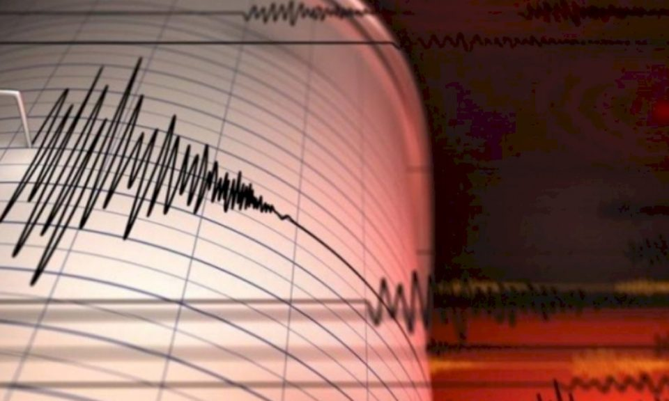 Tërmeti dridh Turqinë