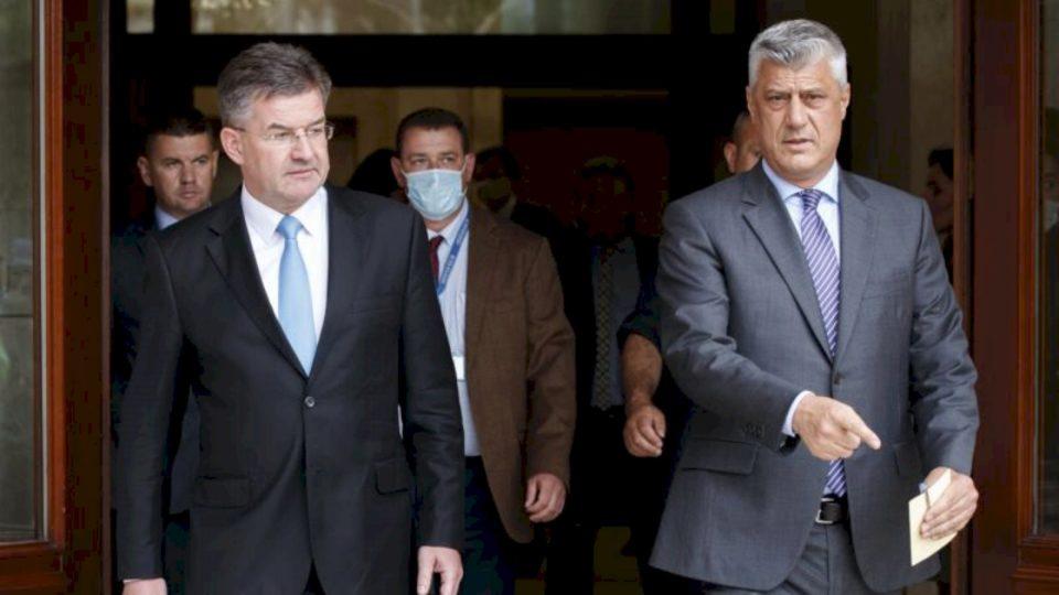 """""""Ndryshimi pozitiv"""" i Thaçit karshi BE-së"""
