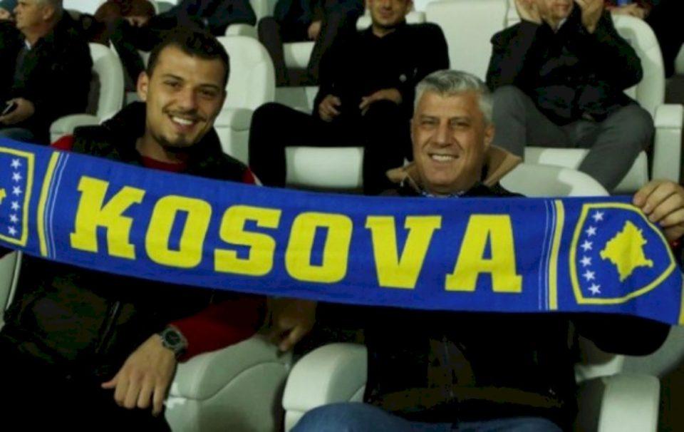 Ndeshja Kosovë – Maqedoni e Veriut, ky është komenti i Presidentit Thaҫi