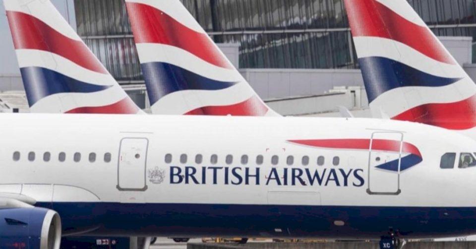 British Airways, zgjeron sherbimet ajrore për në Prishtinë
