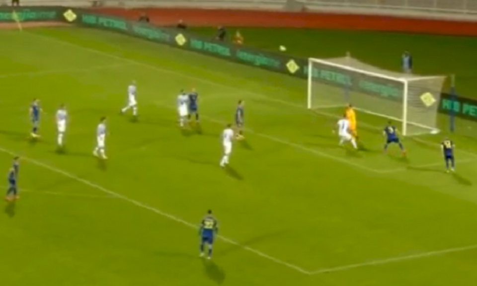 Kosova 0:1 Sllovenia, statistikat pas pjesës së parë