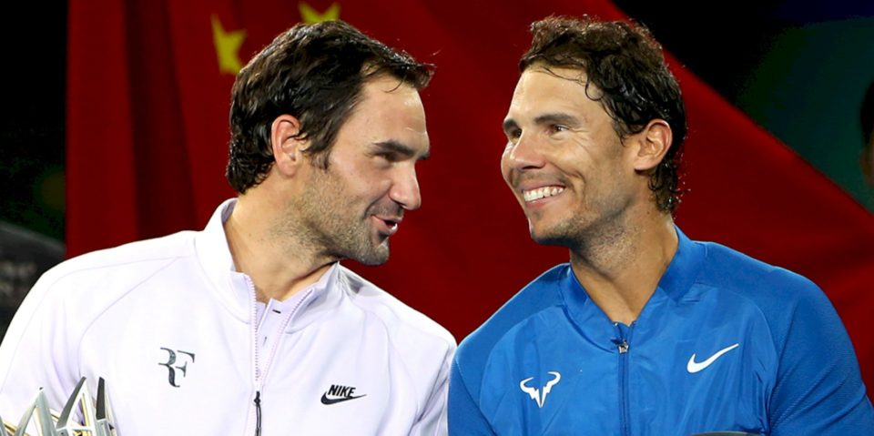 Sa i madh që është Federer, urimi emocionues për Nadalin pasi e barazoi me Grand Slam