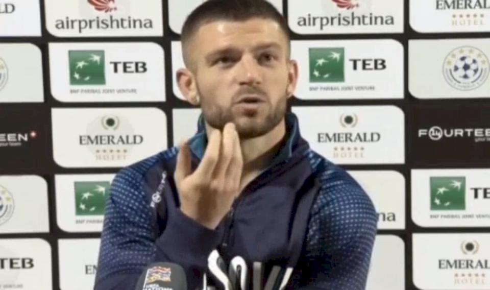 """Momenti kur Berisha shpërthen dhe i dërgon mesazh kritikëve: """"Po shqyhemi në fushë për Kosovën"""""""