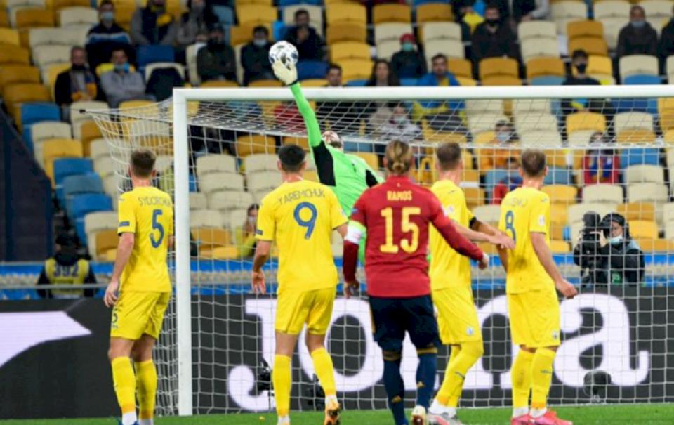 Spanja befasohet nga Ukraina
