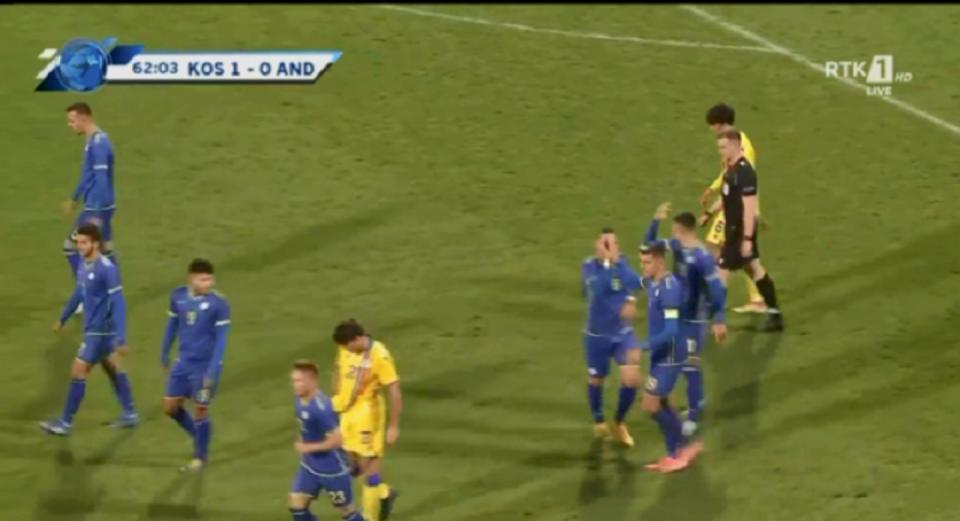 Kosova U21 me fitore minimale në 'Fadil Vokrri' ndaj Andorrës