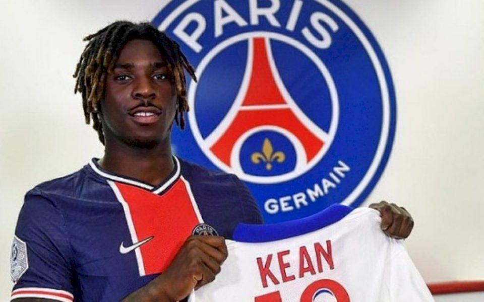 Paris Saint Germain mund të transferojë Kean me këtë çmim