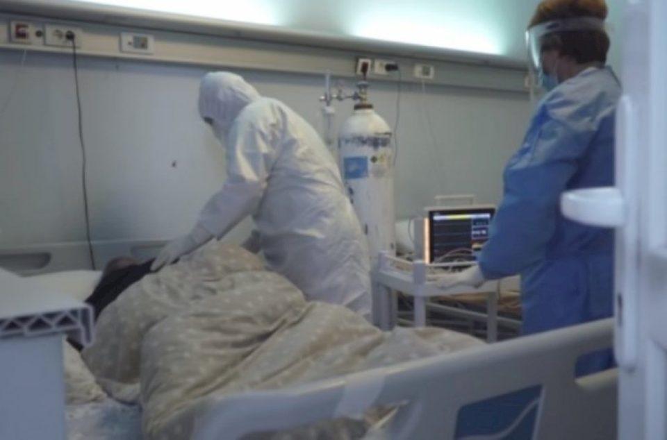 Tetë pacientë në gjendje të rëndë nga koronavirusi në Spitalin e Pejës