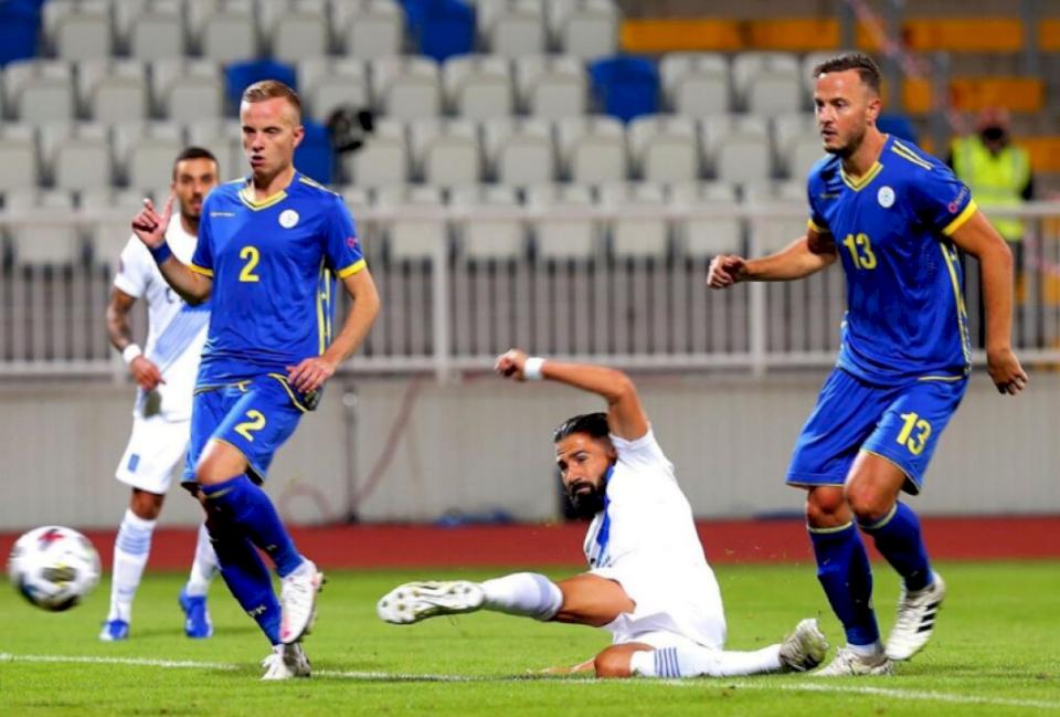 Greqi – Kosovë, fitoren e këtij ekipi e favorizojnë bastorët botërore