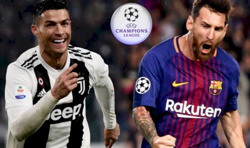 Ronaldo e humb përballjen e parë me Messin në Ligën e Kampionëve