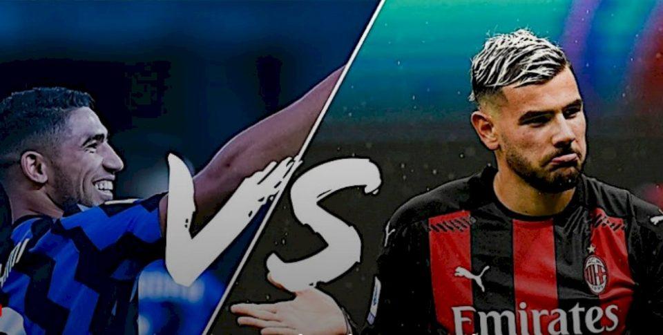 Beteja  interesante e Milanit kundër Interit përmban dy largime të Real Madridit
