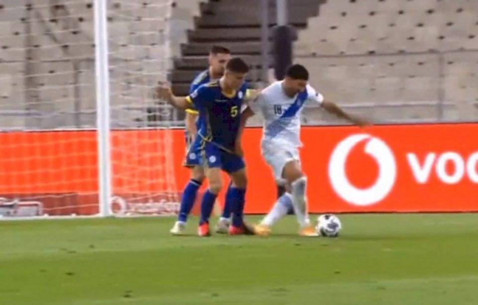 Ky ishte momenti më i bukur në ndeshjen Kosovë – Greqi