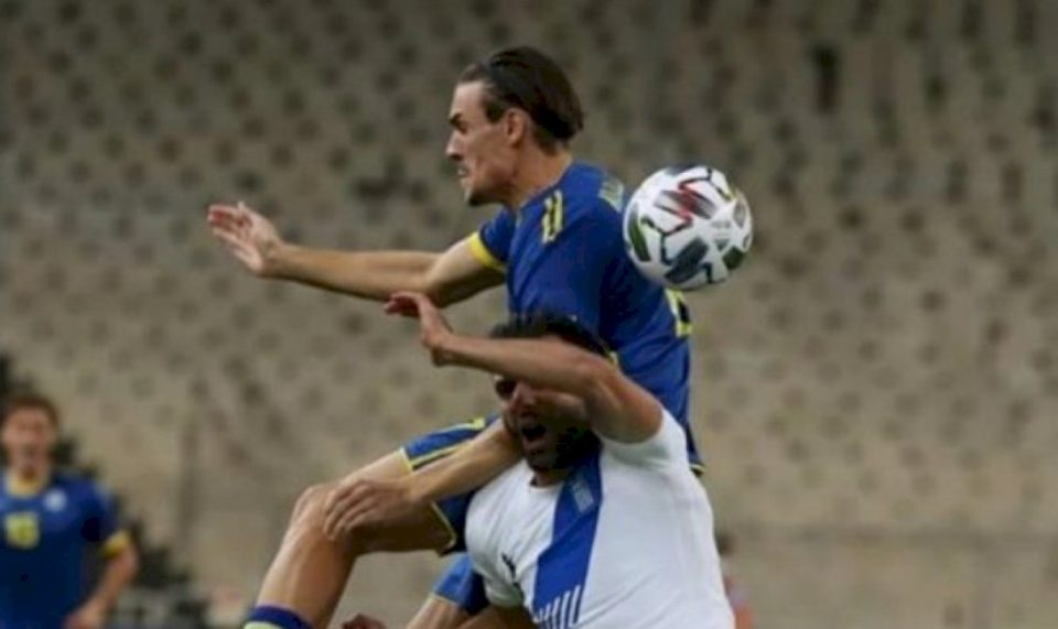 Kosova fillon të këndellet, merr një pikë ndaj Greqisë