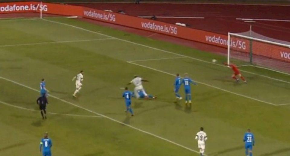 Lukaku shënon një gol të jashtëzakonshëm