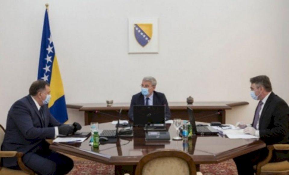 Mblidhet Presidenca e Bosnjës, merret vendim për pavarësinë e Kosovës