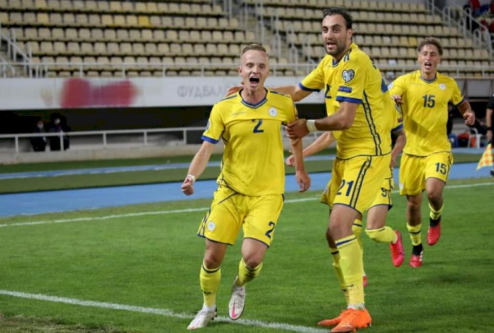 UEFA zgjedh golin e Hadërgjonaj si më të bukurin e raundit