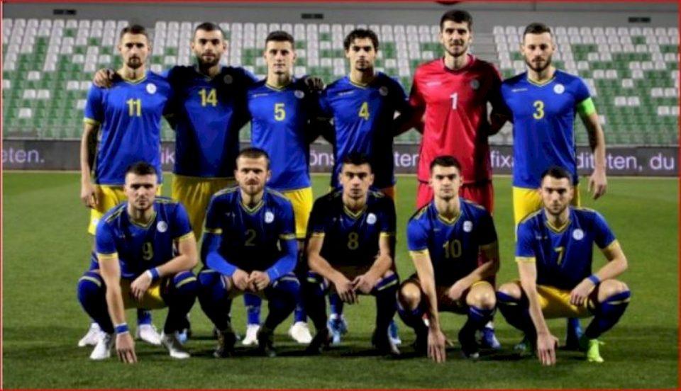Lojtari i Kosova U21 rezulton pozitiv me koronaviurs