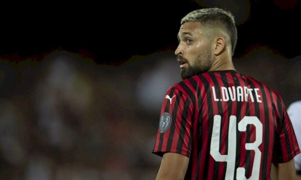 Lajme të mira për Milan, Leo Duarte shërohet nga Covid-19