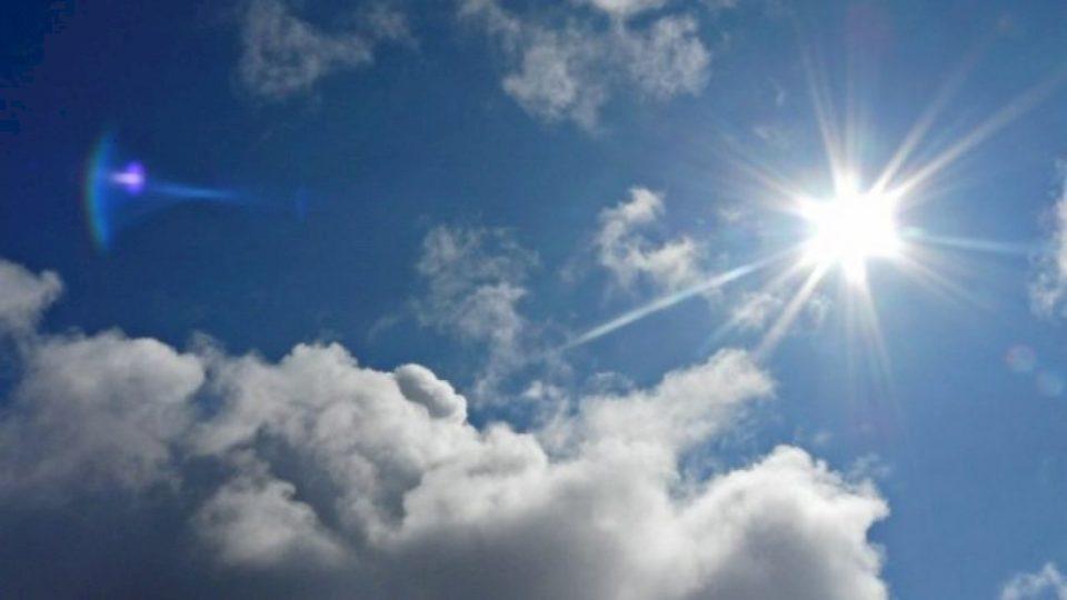 Mëngjeset me mjegull, gjatë ditës diell dhe vranësira