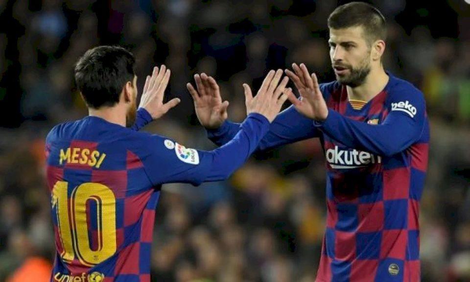 Pique, Messit: Prit edhe një vit derisa ata të shkojnë
