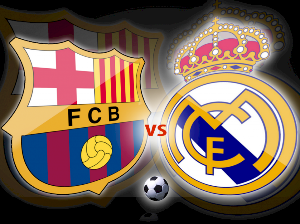 Barcelona – Real Madrid, formacionet