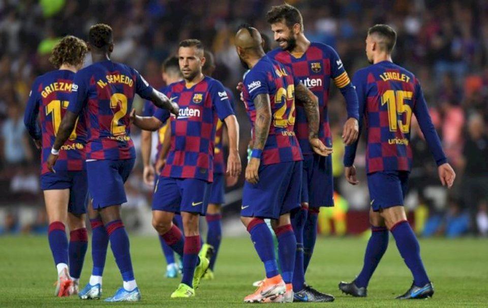 Barcelona e konfirmon një tjetër mungesë të madhe kundër Juves n'Champions