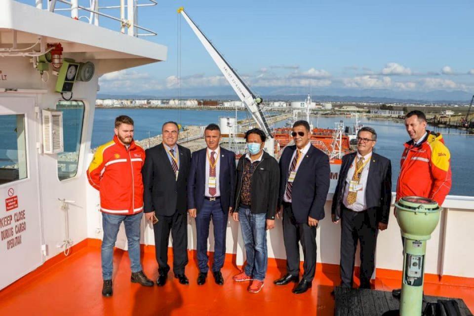 Biznesi i Kosovës lider në Portin e Durrësit