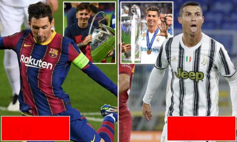 Golashënuesit dhe asistuesit më të mirë në histori të Ligës së Kampionëve
