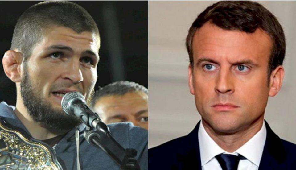Khabib i reagon ashpër presidentit Macron për komentet për islamit