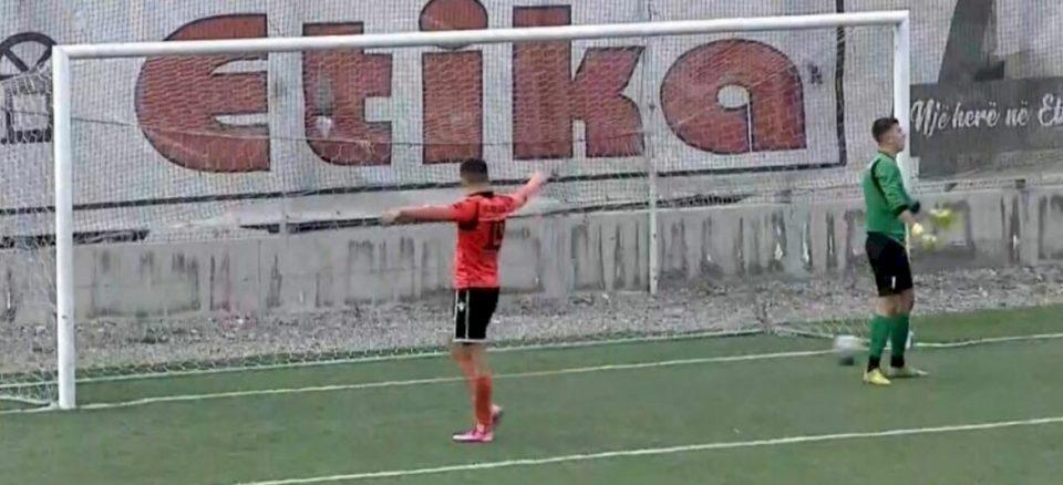 Ballkani tregohet i pamëshirshëm ndaj FC Besës, Daku shënon dy gola