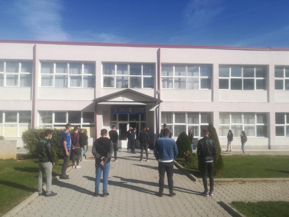 Testi i Maturës Shtetërore 2020 në komunën e Dragashit (afati i dytë)