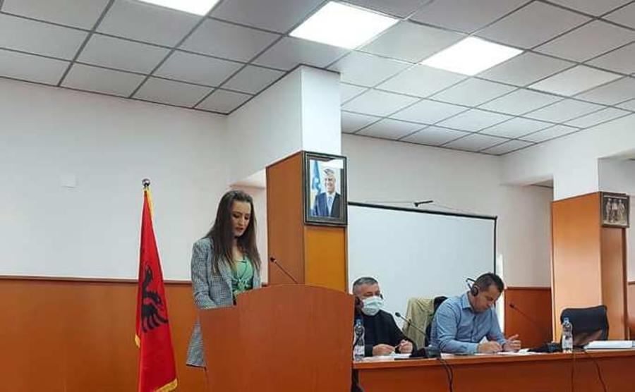 """Me kërkesën e kuvendares, Elira Sulejmani, do të riparohet """"Ura e Zinovës"""""""