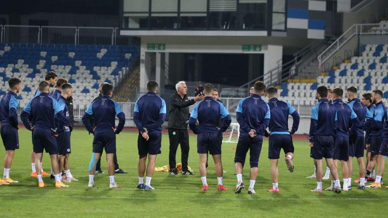 Kosova përballë Sllovenisë në ndeshjen e Ligës së Kombeve