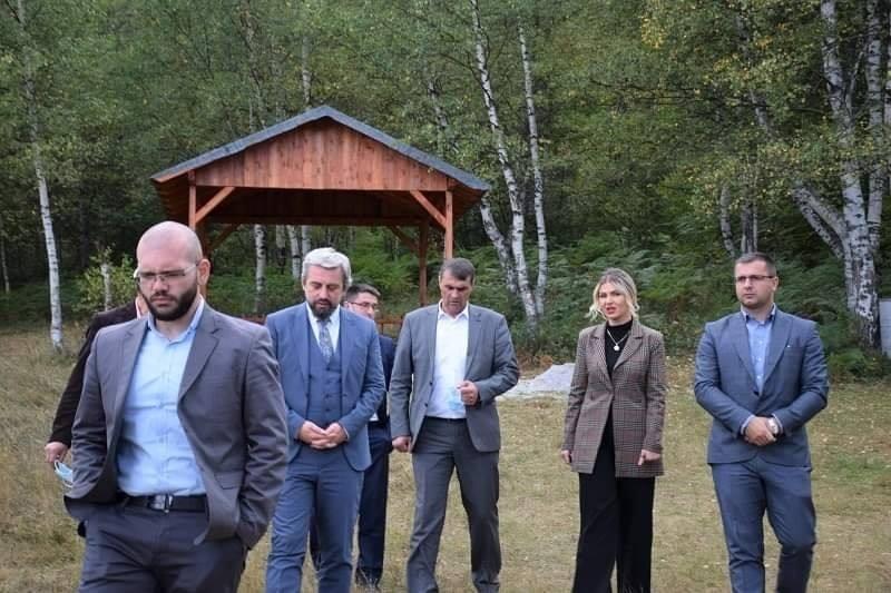 Ministri Enis Kervan vizitoi Komunën e Dragashit