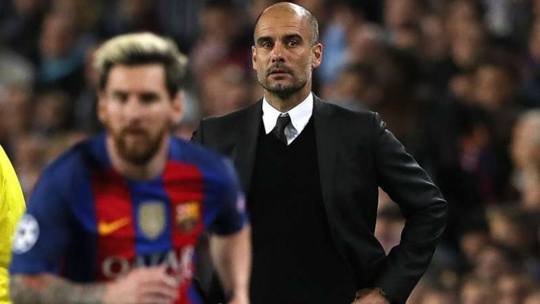 """""""Messi ia ka fituar trofetë Barcelonës, jo Guardiola"""" – Magath kritikon trajnerin e Manchester Cityt"""