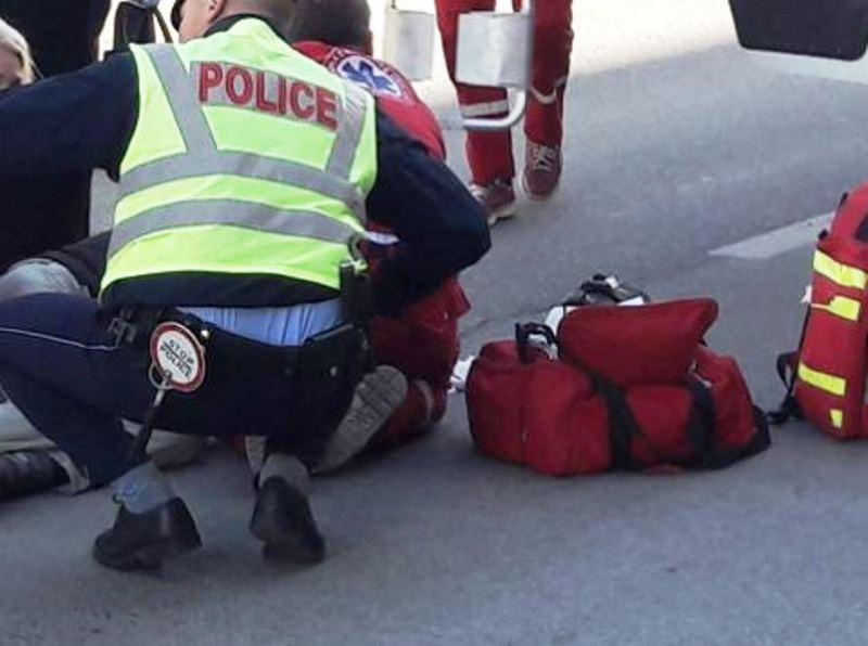 Në Prizren një fëmijë lëndohet, bie nga një lartësi