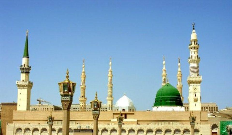 Muhamedi (savs) është kurora e qiellit