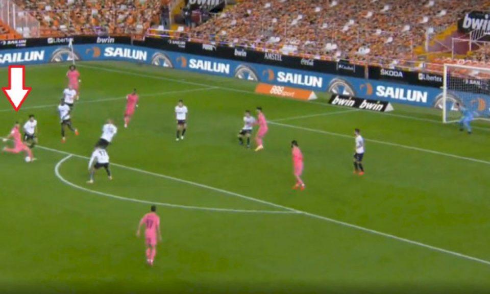 Karim Benzema me gol të mrekullueshëm, çfarë predhe