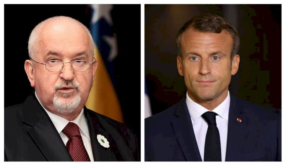 Letër e hapur presidentit Macron
