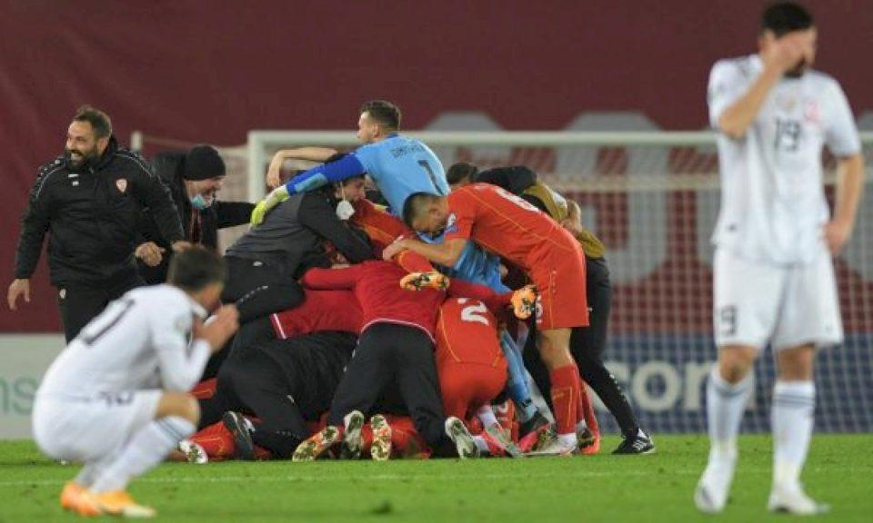 Qeveria do të shpërblejë me nga 10 mijë euro futbollistët që çuan Maqedoninë në Europian