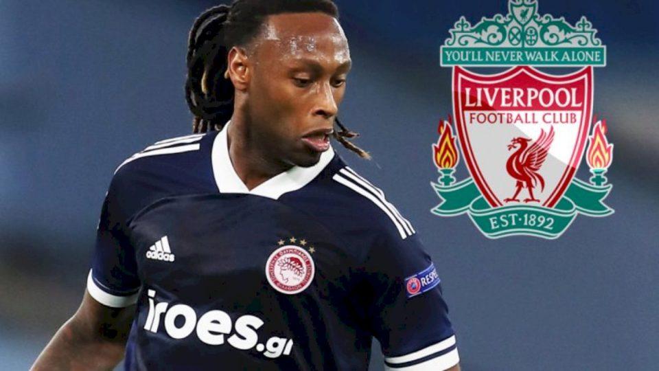 Liverpooli mendon për portugezin Ruben Semedo