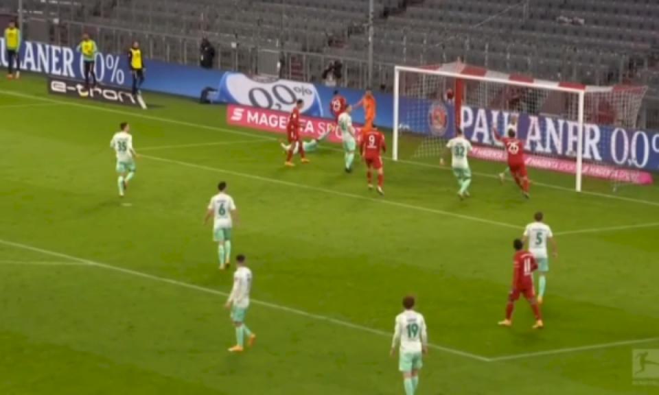 Bayern barazon rezultatin kundër Bremenit
