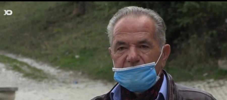 Banori nga Breznja për kryetarin Shabani: I shkova në zyrë, më qiti jashtë