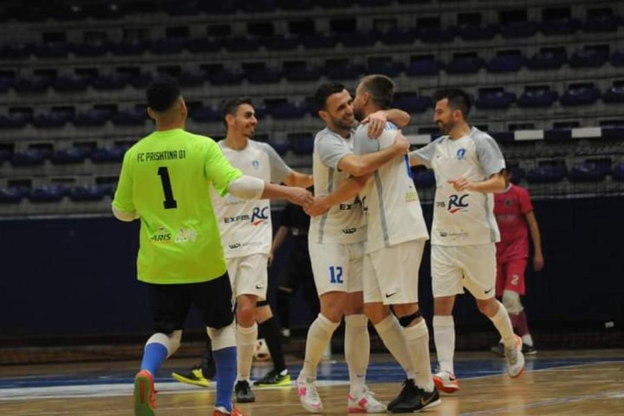 Mentor Mejzini vulos fitoren në derbin FC Prishtina 01-FC Liqeni