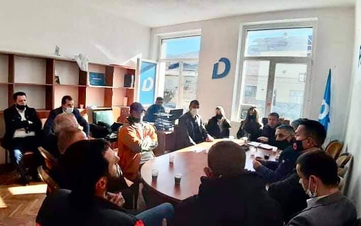 Dega e PDK-së në Dragash mban mbledhjen e rregullt të kryesisë