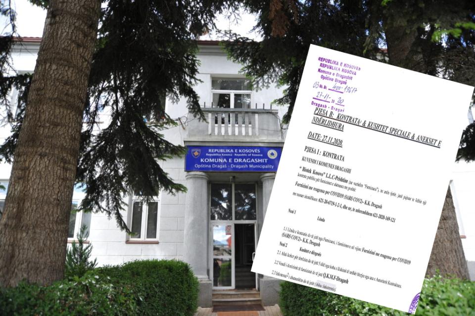 Nënshkruhet kontrata mbi 117 mijë euro për furnizim me teste për Covid-19