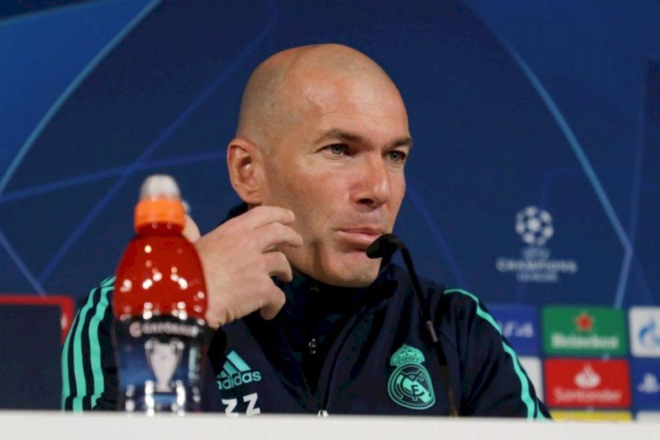 Zidane: Nuk jap dorëheqje