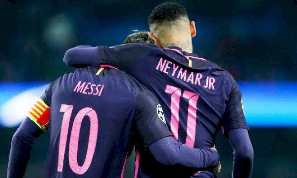 Neymar: Dua të luaj me Messin nga sezoni i ardhshëm