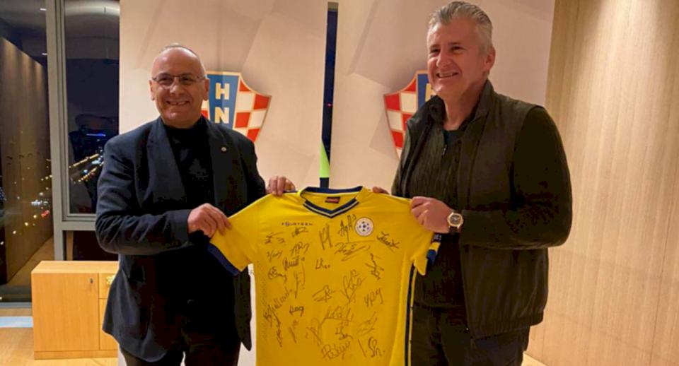 Kosova mund të luajë miqësore me Kroacinë